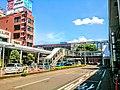 Nagaoka Ekimae 2018.jpg