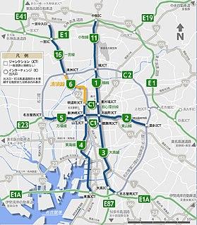 Route 6 (Nagoya Expressway)