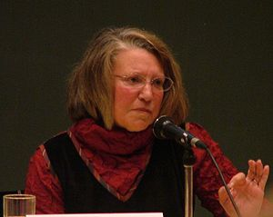 Nancy Fraser 2008 in Jena
