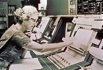 Nancy Roman - Nancy Roman, Control Console, 1970s