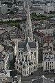 Nantes - Basilique Saint-Nicolas vue de la Tour Bretagne 01.JPG