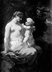 Venus and Cupid (II)
