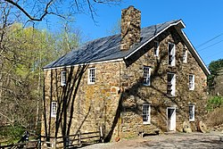 Nathan Cooper Gristmill, Chester Township, NJ - looking west.jpg
