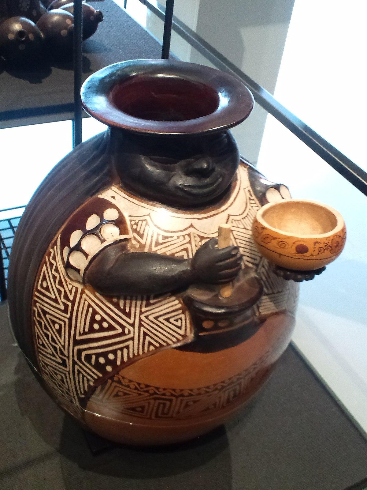 Cer mica de chulucanas wikipedia la enciclopedia libre - Fotos de ceramica ...
