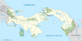 National parks of Panama map.png
