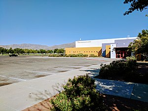 Northeast El Paso - Nations Tobin Recreation Center in El Paso, Texas.