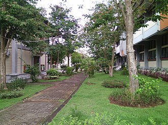 Udayana University - Faculty of Mathematics and Natural Science