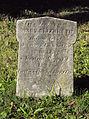 Neal (Mary Elizabeth), St. Clair Cemetery, 2015-10-06, 01.jpg