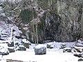 Neanderthal 2006, Kunstweg MenschenSpuren, Memoria Mundi von Anne und Patrick Poirier.jpg