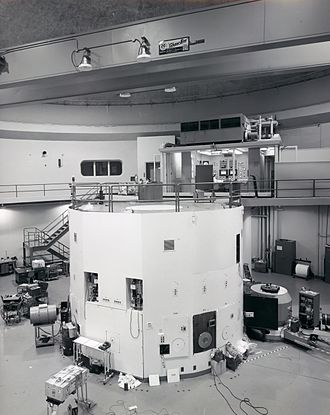 Neely Nuclear Research Center - Image: Neely Nuclear Reactor