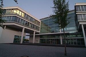 Nemetschek - Nemetschek AG headquarters in Munich
