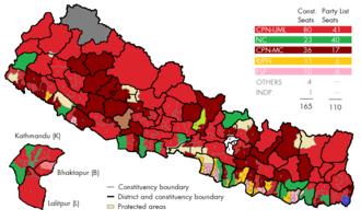 2017 Nepalese legislative election - Wikipedia