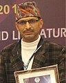 Nepali poet Suman Pokhrel (44446380755).jpg