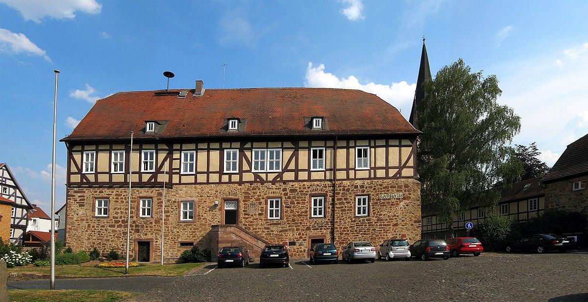 Wetter Neustadt Hessen
