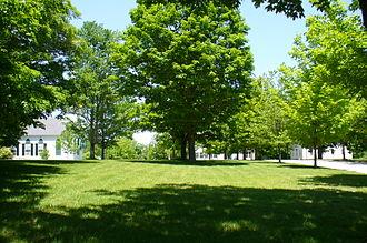 New Salem, Massachusetts - New Salem Town Common