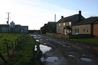 New Cowper A hamlet in Cumbria, England