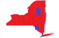 New York Governor Election Results by County, 1918.png