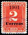 Nicaragua 1901 Sc153 used.jpg