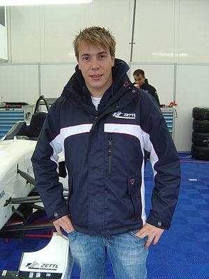 Nico Monien - Monien in 2009.