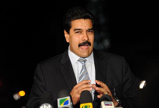 Nicolas Maduro - ABr 26072010FRP8196
