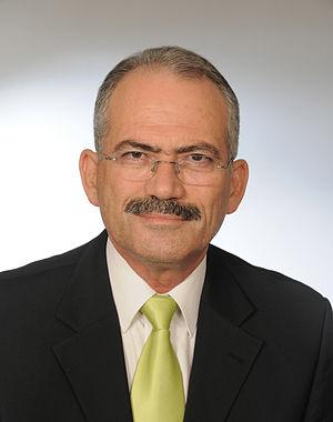 Nicos Nicolaides (politician) - Image: Nicos Nicolaides EDEK MP