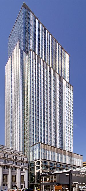 Toray Industries - Image: Nihonbashi mitsui tower 01s 3872