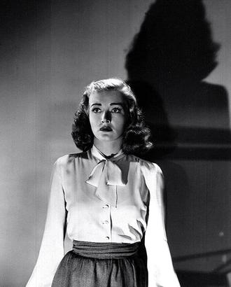 Nina Foch - Foch in the film noir Johnny O'Clock (1947)