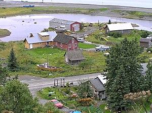 Ninilchik, Alaska - Ninilchik Village