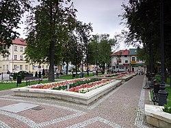 Nisko - park przy Placu Wolności (1).jpg