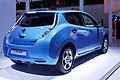 Nissan Leaf - Mondial de l'Automobile de Paris 2012 - 006.jpg