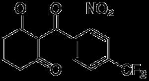 4-hydroxyphenylpyruvate dioxygenase inhibitor -  III