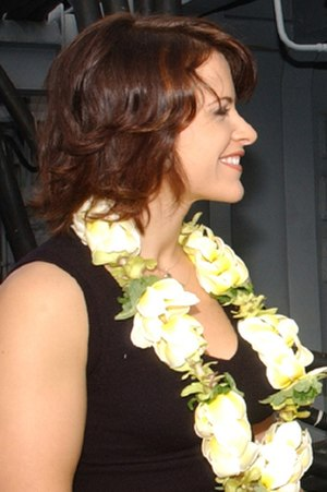 Molly Holly - Holly in 2003