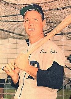 Norm Cash American baseball player