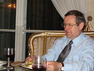 Norman Davies - Norman Davies, Warsaw, 2004