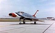North American F-100D Super Sabre USAF