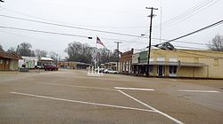 North Carrollton, Mississippi.