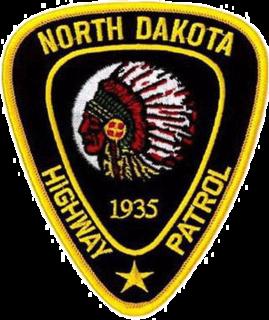 North Dakota Highway Patrol state patrol agency for the state of North Dakota