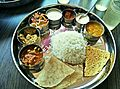 North Indian Thaali meal.jpg