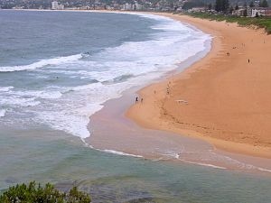 North Narrabeen, New South Wales - North Narrabeen Beach