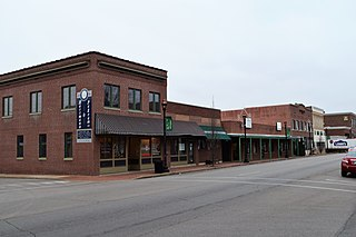 East Columbia Historic District (Farmington, Missouri)