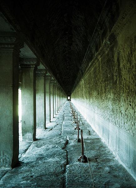 ឯកសារ:North west gallery Angkor Wat.jpg