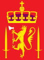 Norwegian army coat of arms.svg