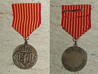 Orders, decorations, and medals of Norway Wikimedia list article