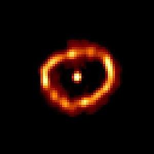 V1974 Cygni - Cygni 1992, NASA (taken January 1994)