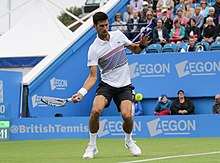 Novak Djokovic Eastbourne tennis 2017-136 (35585069326).jpg
