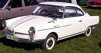 NSU Prinz - 1964 NSU Sport Prinz