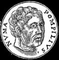 Numa Pompilius, from Promptuarii Iconum Insigniorum.png