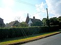Oast House, Bell Lane, Three Chimneys, near Biddenden, Kent - geograph.org.uk - 564766.jpg