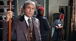 Christopher Lee - Lee in The Oblong Box (1969)