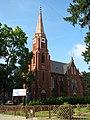 Oborniki Śląskie Kościół Najświętszego Serca Pana Jezusa 2011-08-02 09.jpg